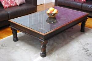COCO REPUBLIC Large Coffee Table Rose Bay Eastern Suburbs Preview