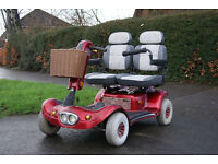 WANTED: two seater mobility scooter