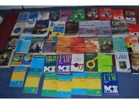 LAW BOOKS ALL FOR ONLY £20