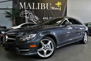 2013 Mercedes-Benz CLS-Class CLS 550 4MATIC AMG SPORTS PKG