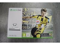 Xbox One S 500GB FIFA 17 Pack Brand New Factory Sealed £205