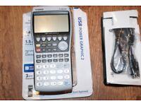 Casio FX9860Gii Graphic calculator for sale