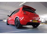 Renault clio sport 197 ultra-red 2007 performance track car not civic vtec integra ep3 gti msport