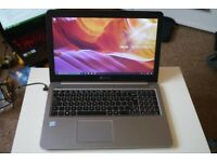 ASUS K501UQ-DM050T Laptop. Factory Reset. i7-6500U. GeForce GT 940MX 2GB. 3 Months Old. Boxed As New