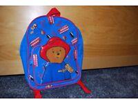 Small Paddington backpack