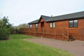 Haggerston Castle Luxury 3 Bedroom Lodge on Golf Retreat