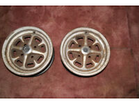 Ford Rostyle Steel Wheels