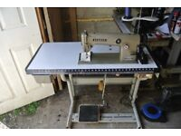 BROTHER Industrial lockstitch sewing machine Model MARK DB2-B755-3