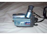 samsung 550 zoom camcorder.