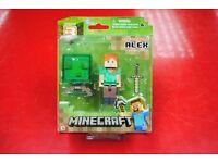 Minecraft Series #3 Alex Brand New Original Packaging £9.99