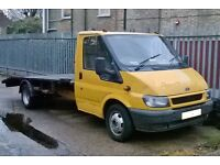 breakdown recovery truck , vehicle transporter, scrap cars for cash, non runners, m.o.t failures