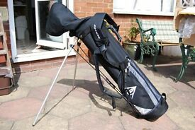Golf Clubs and Stand Bag - Dunlop Resolve Brand New