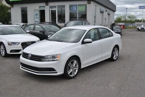 2015 Volkswagen Berline Jetta Trendline+ with upgraded wheels