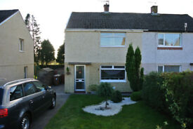Lovely 3 bed Semi unfurnished/part furnished with offstreet parking for 2 cars, Gelligaer