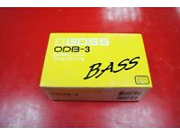 Boss Bass Overdrive OBD-3 £60