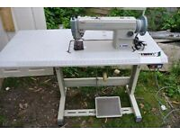 Walking Foot Joy's Industrial Sewing Machine (for Upholstery, handbags, Dog collars and the like)