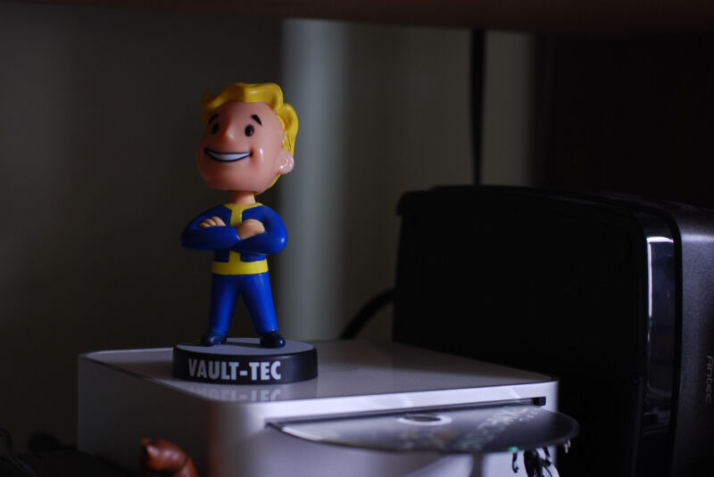 Fallout-Gamer werden ihn kennen: Pip-Boy (Jayson Shenk ((CC BY 2.0))