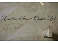 Crema Royal Polished Marble Tiles 61x30cm (