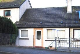 1 bedroom bungalow in central Dingwall