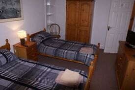 workers accommodation/room from £15 per night all bills included wifi Invergordon,alness,fyrish