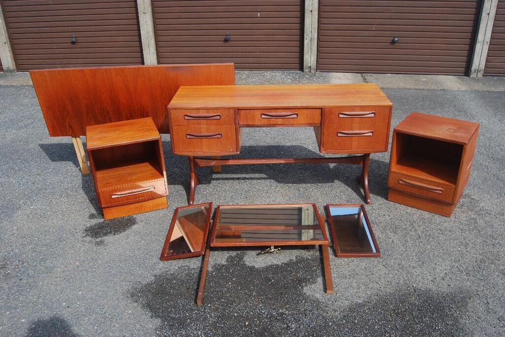 United kingdom england cambridgeshire cambridge for G plan bedroom furniture dressing tables