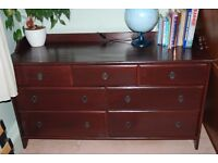Chest of 7 drawers from Ikea