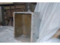 Gas Fire Flue Box
