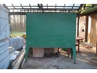 1350 litre Diesel oil tank complete with stand