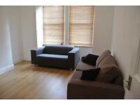 Split level 3 double bedroom apartment with private garden minutes from Clapham Common underground