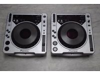 Pioneer CDJ-800 MK1 Pair of Decks £400