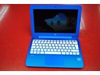"""HP Stream 11-R050SA 32GB Blue 11"""" Laptop £135"""