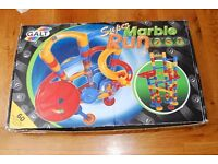 Marble Run (60 pieces) + Extra marbles