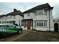 A three / four bedroom detached house with off street parking, Golders Green NW11