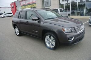 2016 Jeep Compass Sport/North, 4X4, HIGH ALTITUDE, TOIT, CUIR
