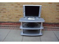 Wharfedale LCD TV 20 inch with TV Stand