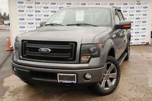 2014 Ford F-150 FX4*Nav*Leather*Crew