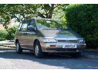 Nissan Prairie SLX 1991 - Very good condition, rare