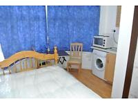 CDL534-1 Ground floor studio in Kingsbury/Colindale. Rent includes all bills