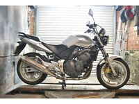 Honda CBF 600 NA-6 ABS-Model Great condition