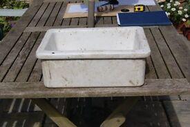 original small Belfast sink