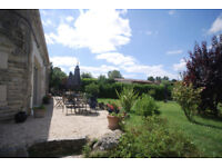 Gite for 6 persons in the south west of France