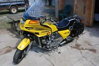 motorcycle moto Honda Goldwing Gl1100i interstate negotiable