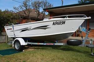 Brooker 420D Open Boat - 2015 Denistone Ryde Area Preview
