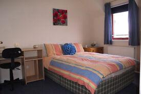 Double Bedroom in shared 5 Bedroom Flat Near Dundee Uni Good Facilities Friendly Flatmates & Locat'n