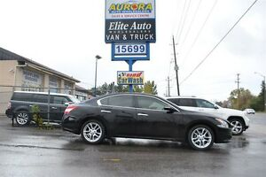 2010 Nissan Maxima AUTO | LEATHER | SUNROOF
