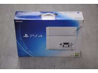 Sony Playstation 4 PS4 500GB White Boxed £175