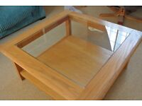 Marks & Spencer Solid Oak Coffee Table