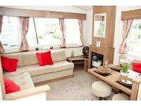 Stunning Static Caravan for Sale on the Stunning beach at Par Sands