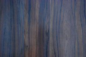 BANNERTON DARK MAHOGANY EFFECT LAMINATE FLOORING – 2 X 2.058 M² PACKS & THERMAL UNDERLAY 7M² PACK