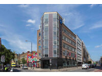 E1 Shoreditch – Newly Refurbished Media Style Office – Up to 30 People – Flexible Terms